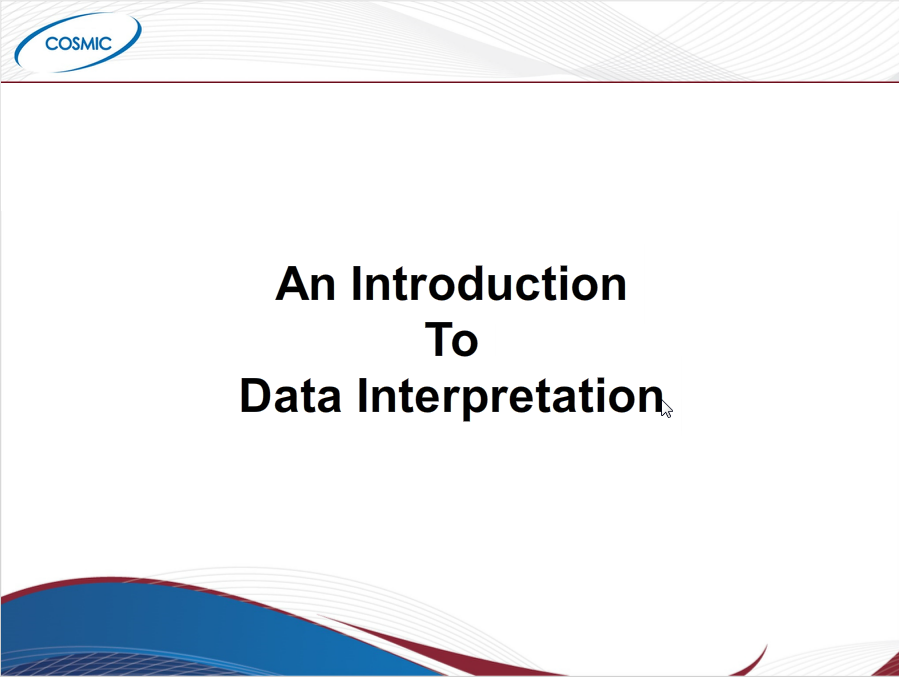 An Introduction to Data Interpretation